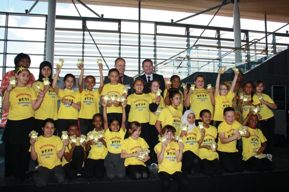 Butetown Junior Schools Choir